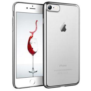 coque antichoc transparente pour iphone 7 et 8 de la marque hans lucky star