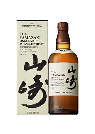 whisky-japonais-Suntory-Yamazaki